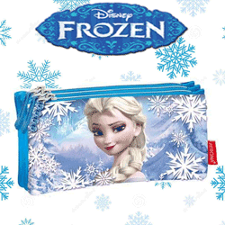 Disney Frozen Penar triplu neechipat Heart