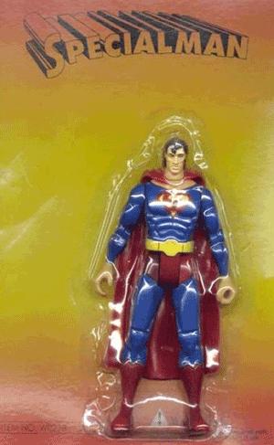 Funny Fakes SpecialMan SuperMan