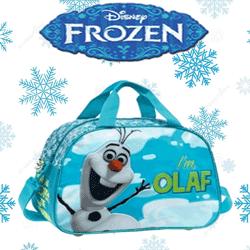 Geanta de voiaj Disney Frozen Omul de Zapada Olaf