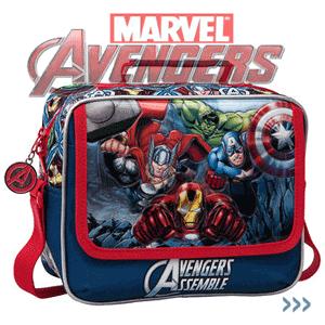 Geanta de umar baieti Eroi Marvel Avengers