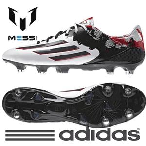 Ghete fotbal Adidas Performance Messi 10.1 SG B23771