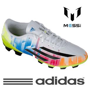 Ghete fotbal adidas F5 Messi TRX FG pentru barbati