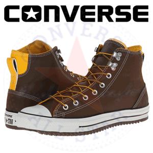 Ghete si Bascheti Converse de iarna si zapada City Hiker