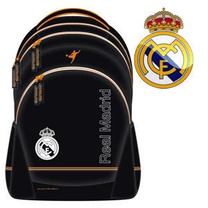 Ghiozdan Rucsac de scoala baieti tema Fotbal Real Madrid