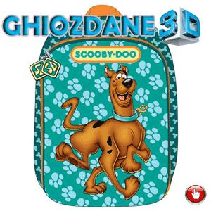 Ghiozdan 3D clasele 1-4 Scooby Doo