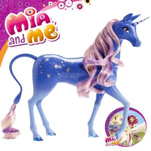 Jucarii Mia si EU Unicornul Star cu Stelute Mia and Me