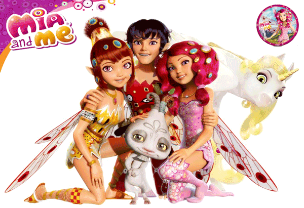 Jucarii cu Personajele din desenul animat Mia and Me - de unde le poti cumpara online