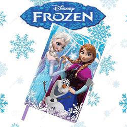 Jurnal secret tema Disney Frozen
