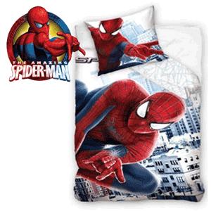 Lenjeria de pat Spiderman 160 x 200 cm