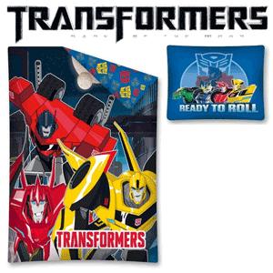 Lenjerie de pat Roboti Transformers Ride 140 x 200 cm