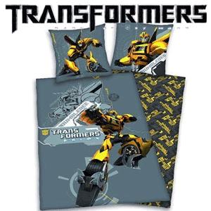 Lenjerie de pat Transformers Bumblebee 160 x 200 cm