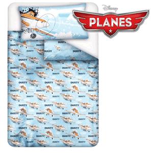 Lenjerii de pat din bumbac personaje Disney Planes