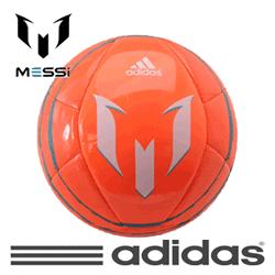 Minge de fotbal Adidas Messi 10 portocalie