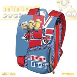 Minion Mania Ghiozdane personaje Minions pentru copii