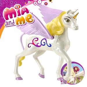 Pret Onchao Unicornul cu muzica si lumini Mia and Me Jucarii Ieftine