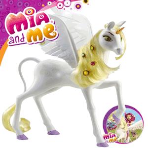 Jucarie Unicorn Onchao Mia and Me
