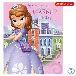 Paturica fetite Disney Sweet Printesa Sofia Intai