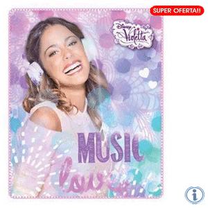 Paturica polar Disney Violetta Music