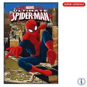 Paturica polar Ultimate Spiderman 100 x 150 cm