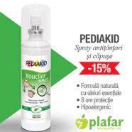 Pediakid Spray antitantari si capuse Ineldea la Plafar