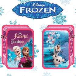 Penar dublu echipat Disney Frozen 15 x 21 x 5 cm