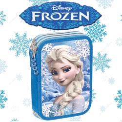 Penar triplu echipat Disney Frozen