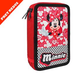 Penar triplu echipat Hello Minnie Mouse