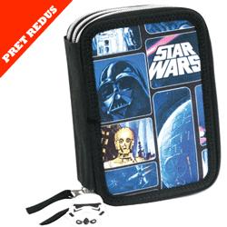 Penar triplu echipat Star Wars Space