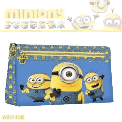 Penar zip Despicable Me Minions Hello