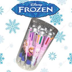 Pixuri Regatul de Gheata Disney Frozen 6 culori