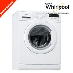 Promotie Masina de spalat rufe SLIM 6th Sense Whirlpool AWS 61012