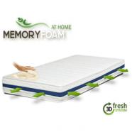 Salteaua de pat antialergica Memory Foam Comfort 5 Resta
