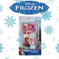 Set rechizite papetarie 5 piese Disney Frozen Queen