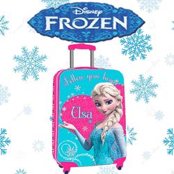 Troler Disney Frozen personaj Elsa