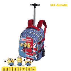 Troller Premium Minionii colectia Minions London copii