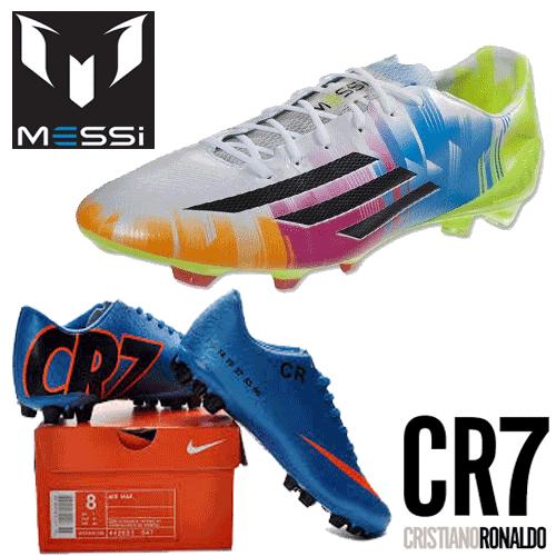Care ghete de fotbal sunt mai bune? Adidas Messi sau Nike Cristiano Ronaldo CR7