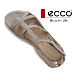 Sandale din piele Ecco Shoes Flash