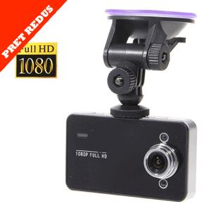 Cea mai ieftina Camera video Auto Full HD cu senzori de miscare