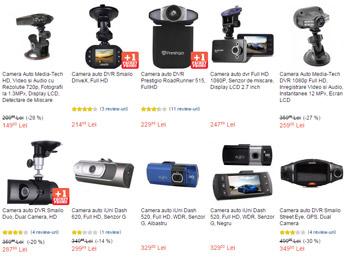 Camere video ieftine pentru autoturisme