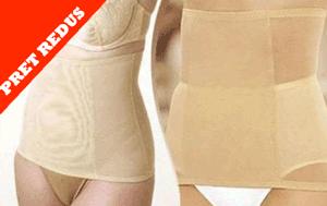 Corset invizibil pentru abdomen Tummy Trimmer