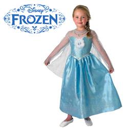 Costum Disney Frozen de petrecere Regina Elsa de craiasa a zapezii