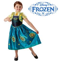 Costumatia Printesa Anna Marea Petrecere Disney Frozen