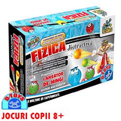 FIZICA DISTRACTIVA mingile super saltarete Edu Science D-Toys
