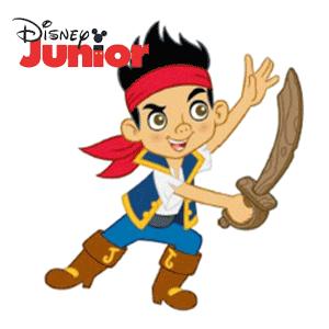 Figurina Jake si Piratii din tara de nicaieri Never Land Pirates