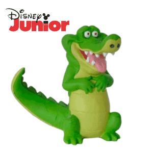 Figurina Jucarie Crocodilul Tic Toc Jake si Piratii de Nicaieri