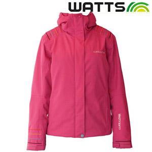 Geaca Watts Loll Ski pentru fete culoare roz