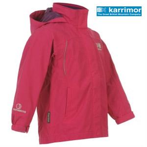 Geaca anti vant impermeabila copii Karrimor Urban Weathertite Waterproof Jacket
