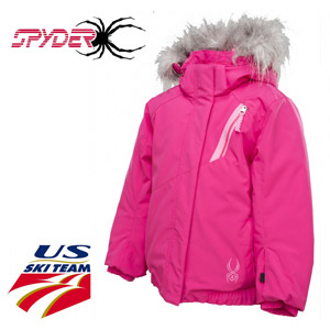 Geaca de ski pentru fetite Spyder Bitsy Lola