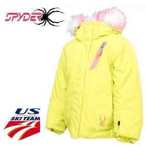 Geci de ski Spyder pentru fetite Bitsy Lola