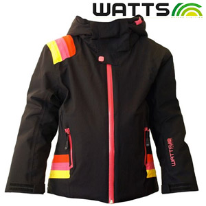 Geci de ski impermeabile Watts pentru copii